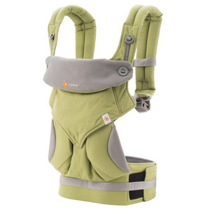 Ergobaby 360 4-Position Carrier - Green