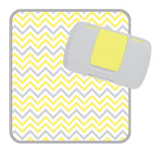 Mellow Yellow Chevron