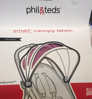 Phil & Teds ORIGINAL Smart Sun Hood