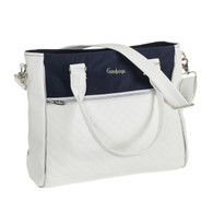 Exclusive Changing Bag - Paris (Navy/White)