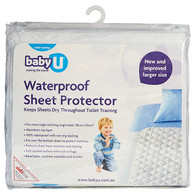 babyU Waterproof Sheet Protector