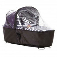 Mountain Buggy Carrycot plus storm cover for MB mini, swift, urban jungle, terrain, +one