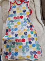 grobag summer  side Zip Sleeping Bag 0.2  tog / 0-6mths