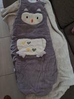 grobag Side Zip Sleeping Bag 3.5 tog  - Ollie the Owl, 18+ mths