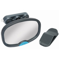 Brica Deluxe Stay-in-Place Car Mirror