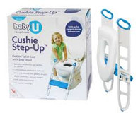cushi Step up toilet trainer