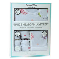 Bubba Blue 4 Piece Newborn Layette Set