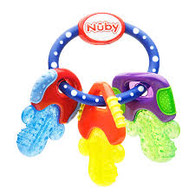 Nuby Icy Bite 'Keys' Teether