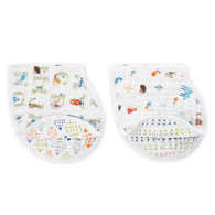 aden + anais classic burpy bibs 2-pack paper tales