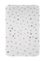 Beige & Grey Spots