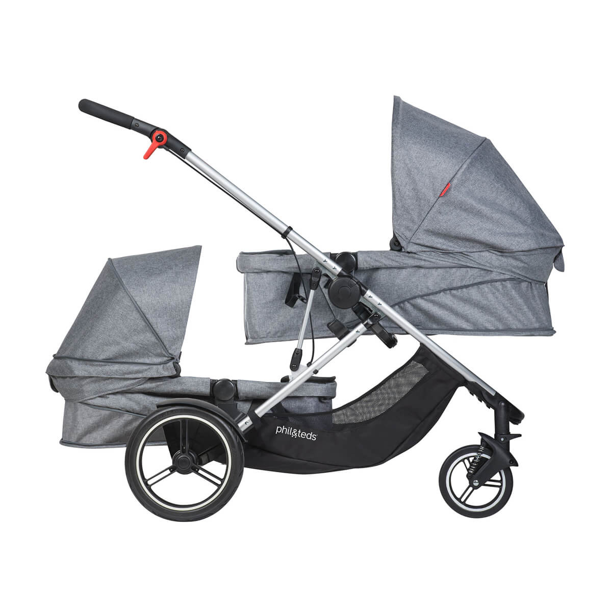 Phil Ted S New Voyager Inline Stroller