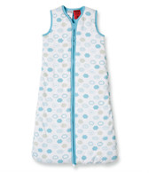 Snugtime Sleeveless Padded Cosi Bag – BLUE CLOUD - Size 2
