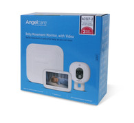 Angelcare  AC517-2  Wireless Sensor Pad & baby Monitor - Movement & Video