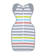 LOVE TO Dream Swaddle Up 50/50 SUMMER LITE - X Large