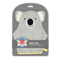 Weegoamigo  Bath Mitt - Grey Koala
