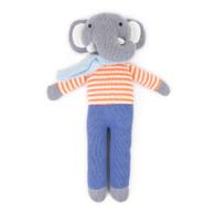 Weegoamigo  Knit Toy - Elephant