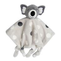The Little Linen Company Australia Comforter - Koala Spots