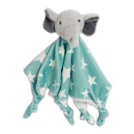 The Little Linen Company Australia Comforter - Elephant Star