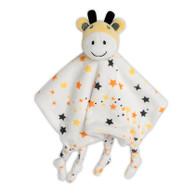The Little Linen Company Australia Comforter - Giraffe Star