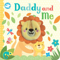 Little Me Daddy and Me Finger Puppet Book