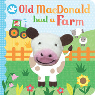 Little Me Old MacDonald Had a Farm Finger Puppet Book
