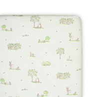 Weegoamigo Cot Fitted Sheet - Wild Woods