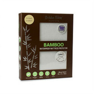 Bubba Blue Bamboo Waterproof Mattress Protector- Moses Basket