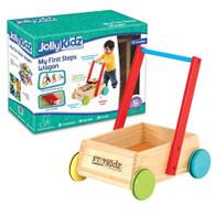 Jolly Kidz My First Steps Wagon