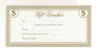 Gift Vouchers $10 - $500
