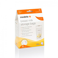 Medela Pump and Save Bags - 50 pack