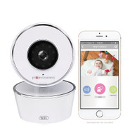 Project Nursery Alexa Enabled 720p Smart WiFi Baby Monitor Camera