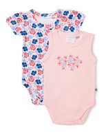 Marquise Double Dutch 2 Pk Bodysuit
