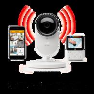 Kodak Cherish C220- Smart baby monitor