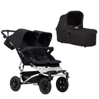 Mountain Buggy Duet V3  + Carry Cot Plus