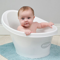 Stage 2 Shnuggle baby bath, minimal water usage