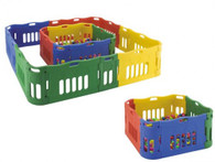Jolly Kidz VERSATILE Playpen + Extension Set