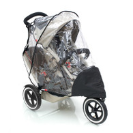 Phil & Teds Double Storm Cover for in line double pram