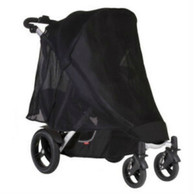 Phil & Teds Double Sun Cover/Mesh Cover for double inline pram