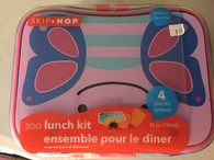 Skip Hop Zoo lunch kit Set - Butterfly