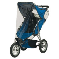Jolly Jumper Weathershield Storm Cover for Jogger Strollers