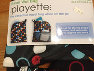 Playette Travel Wet Bag