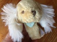 Kaloo - Wrist toy, Caramel Puppy dog