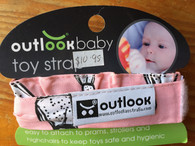 Outlook Pram Toy Strap