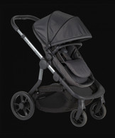 Noir - Black - Pram not included - Hood only