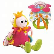 Yookidoo Princess Play Set Rattle & teether Age 0+