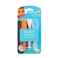 Safety 1st - 3 peice Medicine set