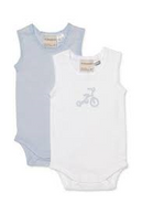 Marquise 2 pack Body singlets