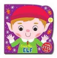 Ernie the Elf - Wobbly eyes Board Book