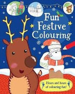 Fun Festive Colouring  Book