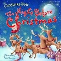 The night before Christmas by Miles Kelly